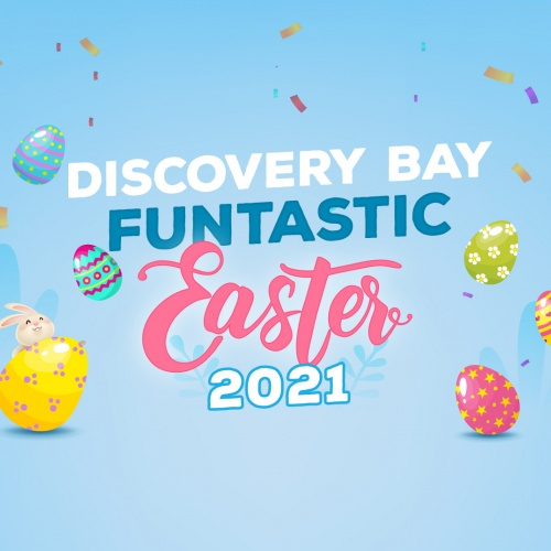 Discovery Bay Funtastic Easter 2021